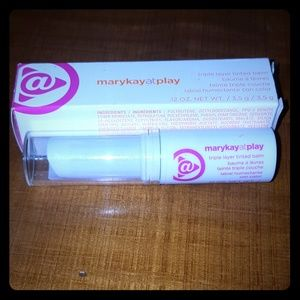 Mary Kay At Play Lip Balm- In the Plum